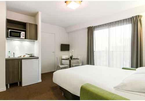 Aparthotel Adagio Access Nantes Viarme