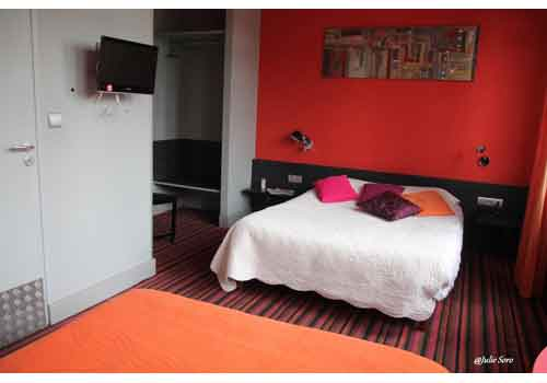 Hôtel Latino Reims Centre