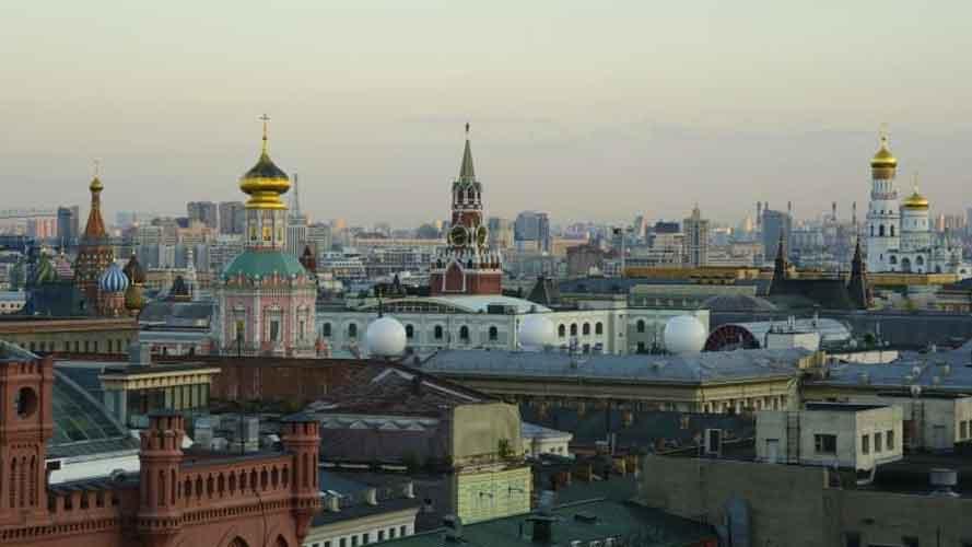 Moscou-Russie