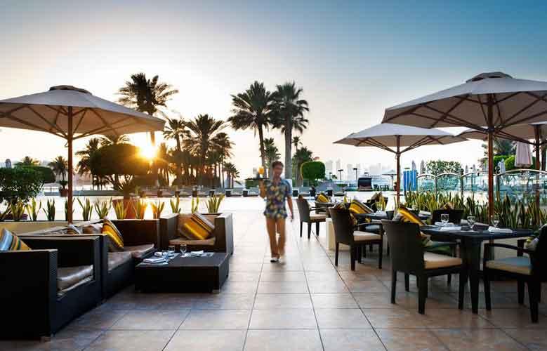 Doha Marriott Hotel- logements vacances au soleil