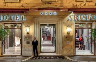 Italie Rome – Hôtel Ariston 4* à partir de 49,00 €