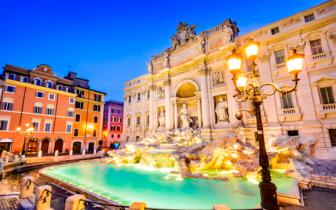 Italie Rome – Hôtel Morgana 4*  à partir de 47,00 €