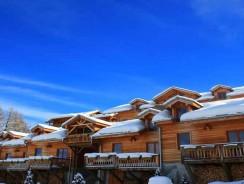 Vacances d'hiver dans les Stations de Ski des Alpes du Sud