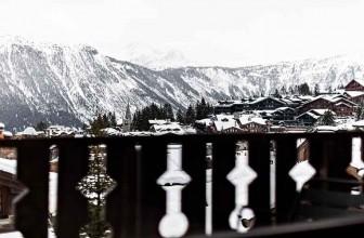 Vacances d'hiver dans les Alpes Françaises.