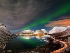 Logements vacances en plein air à Troms – Norvège septentrionale
