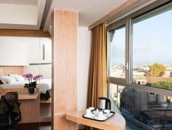 Réservez votre séjour à l'Hôtel Hilton Garden Inn Rome Claridge en Italie