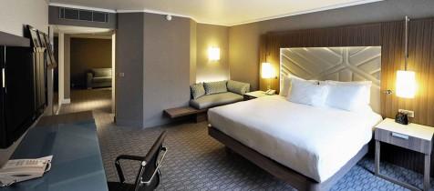 Réservez votre séjour à l'Hôtel Hilton Paris La Defense en France