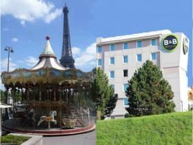 B&B Hôtel Paris Est Bobigny